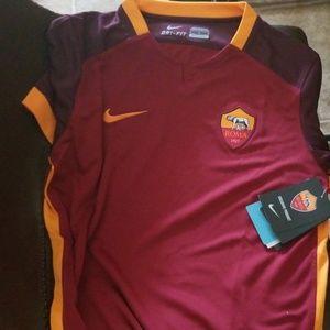 NWT!! Boys Roma Jersey